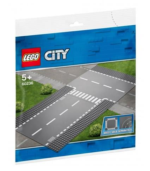Lego CITY 60236 Ulica i skrzyżowanie