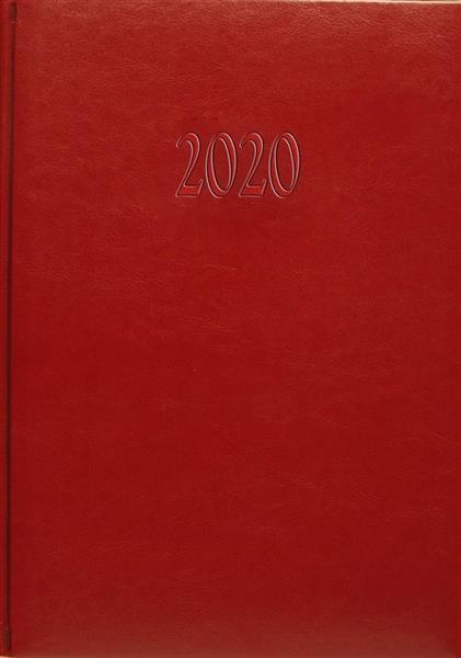 Terminarz 2020 A4 dzienny C2 MIX BESKIDY