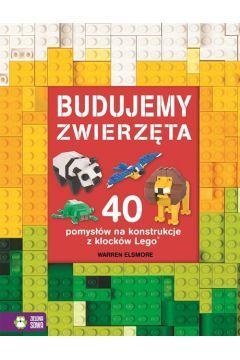 Budujemy zwierzęta z lego