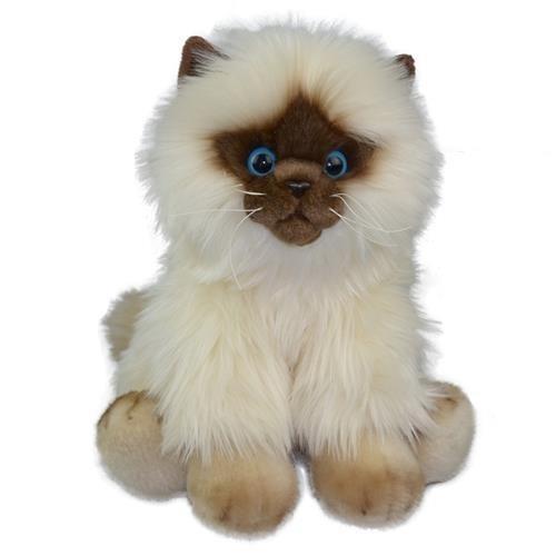Fluffy Fam kot Siamese 30cm