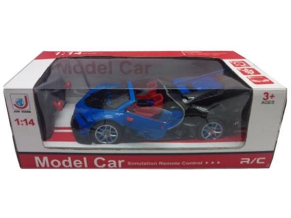 Auto na radio ze światłem 31 cm