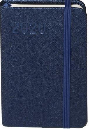 Kalendarz 2020 Awangarda A7 c.granatowy TDW ANTRA