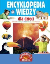 Encyklopedia wiedzy dla dzieci  OUTLET