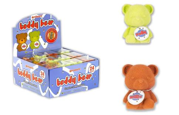 Gumka do ścierania z temperówką Teddy Bear PENMATE