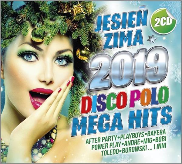 Jesień Zima 2019 Hity Disco Polo (2CD)