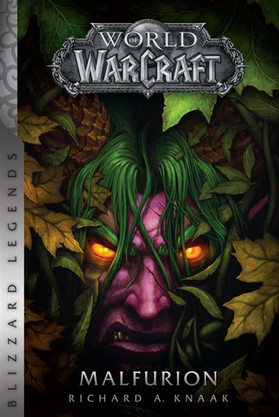 BLIZZARD LEGENDS. WORLD OF WARCRAFT. MALFURION
