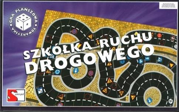 Szkółka ruchu drogowego SAMO-POL