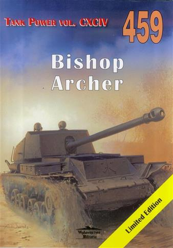 Bishop Archer. Tank Power vol. CXCIV 459
