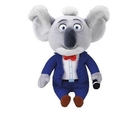 Maskotka Beanie Babies Miś Koala Buster