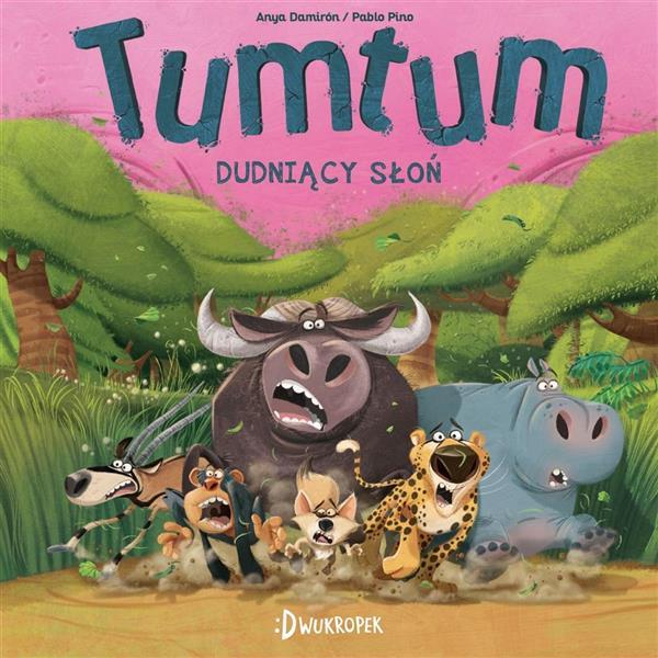 TumTum. Dudniący słoń
