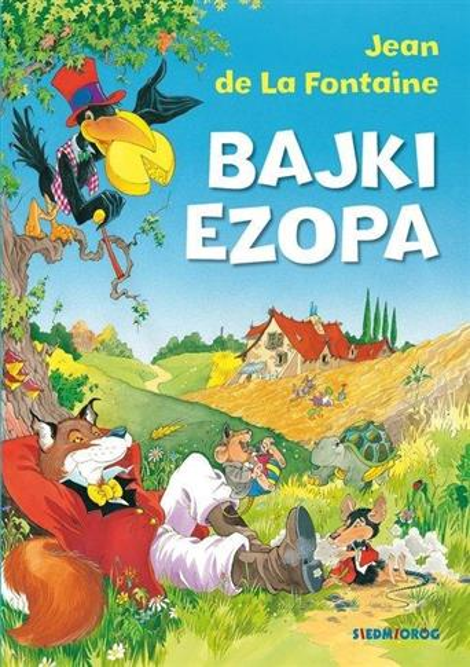 Bajki Ezopa BR SIEDMIORÓG