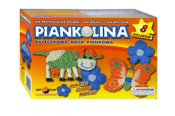 Piankolina 8 kolorów