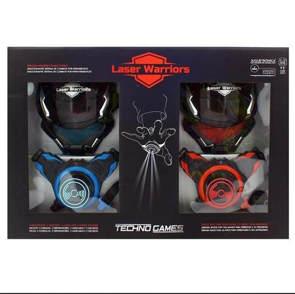Technogames Laserowi wojownicy
