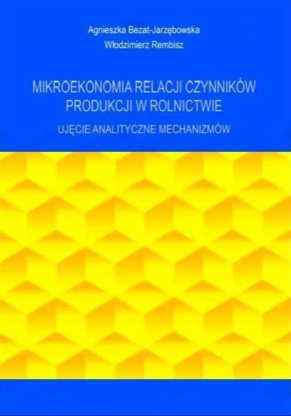 Mikroekonomia relacji czynników produkcji w...