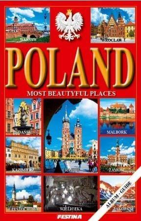 Polska. Najpiękniejsze miejsca - wersja angielska