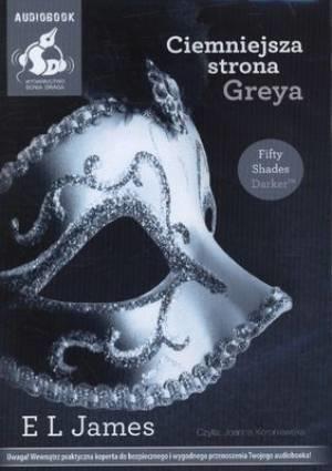 Ciemniejsza strona Greya audiobook