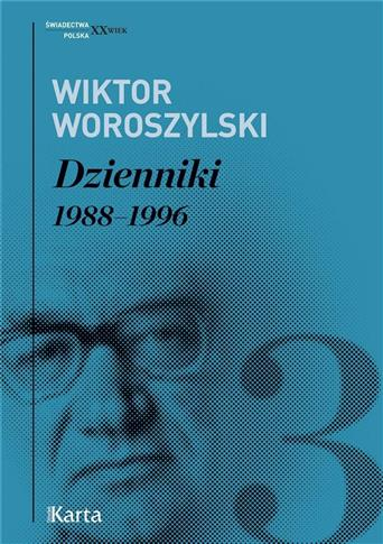 Dzienniki T.3 1988-1996