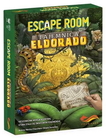 Escape Room. Tajemnica Eldorado