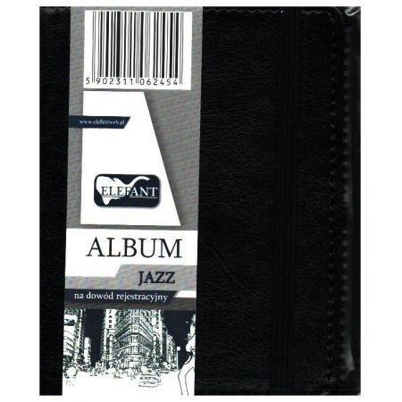 Album na dowód rejestracyjny Jazz czarny ELEFANT