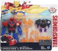 Transformers B4714 Decepticon Hunter Optimus Prime