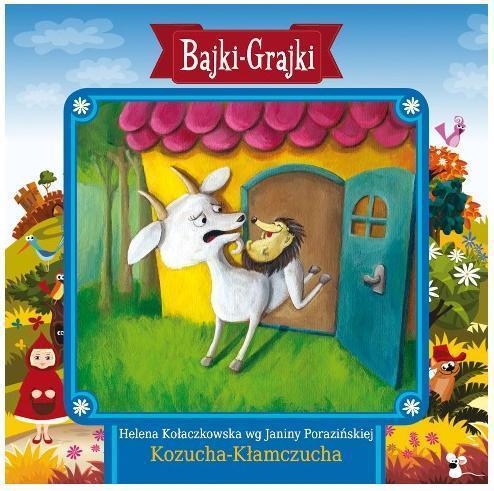 Bajki - Grajki. Kozucha - Kłamczucha CD