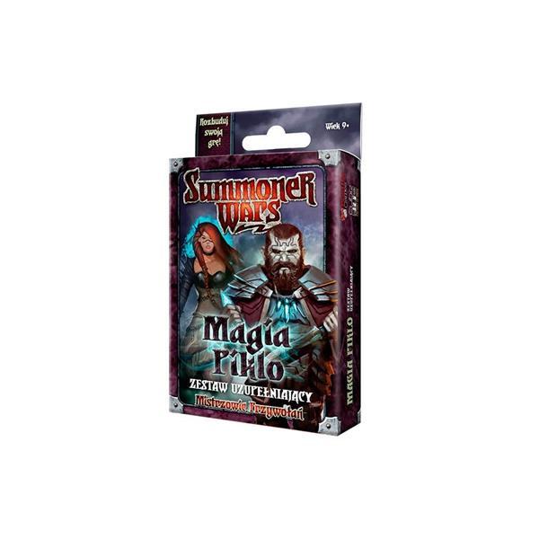 Summoner Wars Magia Piklo Zest. Uz. CUBE