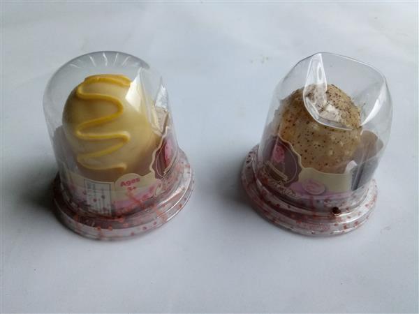Chocotinis figurka do zabawy 1-pak brązowa outlet