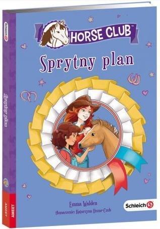 SCHLEICH HORSE CLUB.  SPRYTNY PLAN