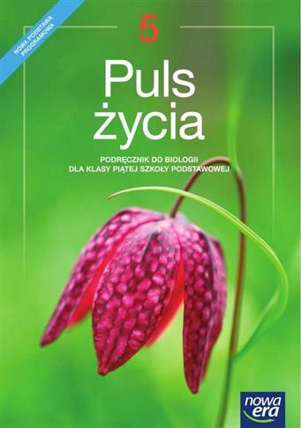 Biologia SP 5 Puls Życia Podr. NE