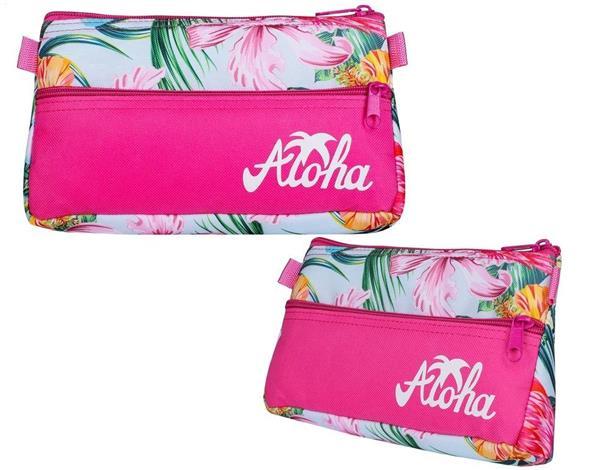 Piórnik WAR-551 Aloha różowy WARTA
