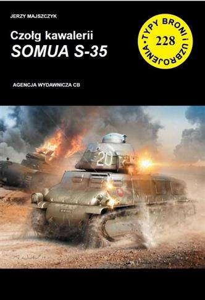 Czołg kawalerii SOMUA S-35