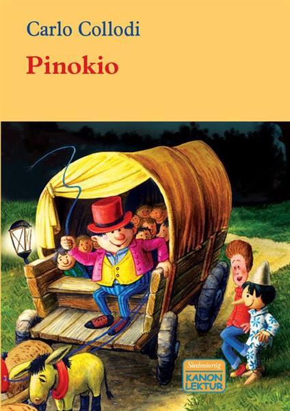 Pinokio Siedmioróg OUTLET
