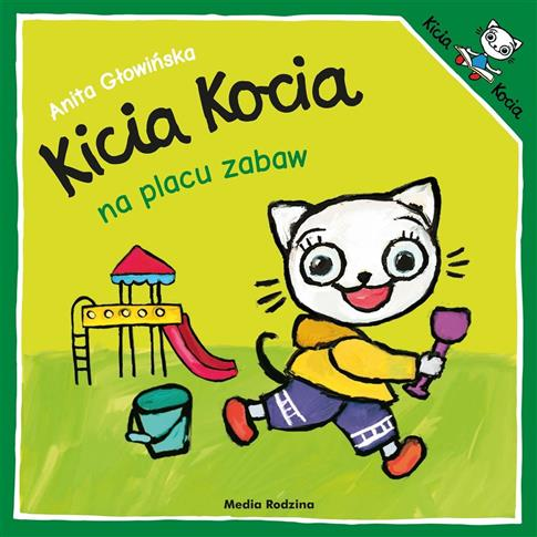 Kicia Kocia na placu zabaw w.2019