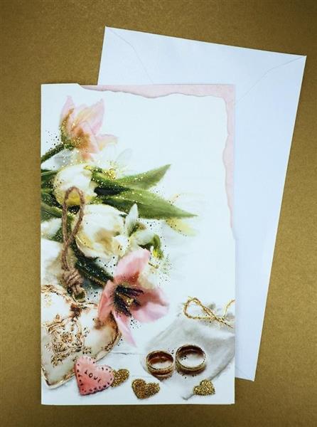 Karnet Ślub + koperta ARGUS
