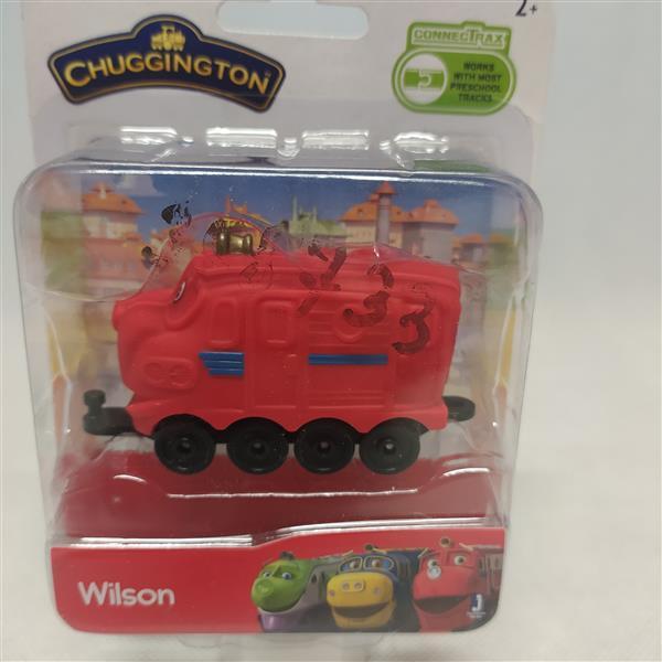 Zabawka lokomotywa Wilson Stacyjkowo