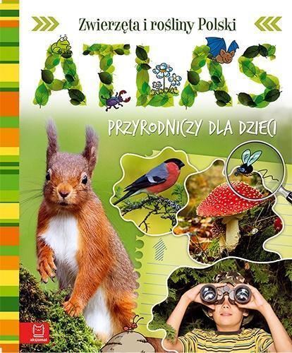 Atlas przyrodniczy dla dzieci BR w.2
