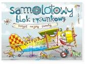 Samolotowy blok rysunkowy OUTLET