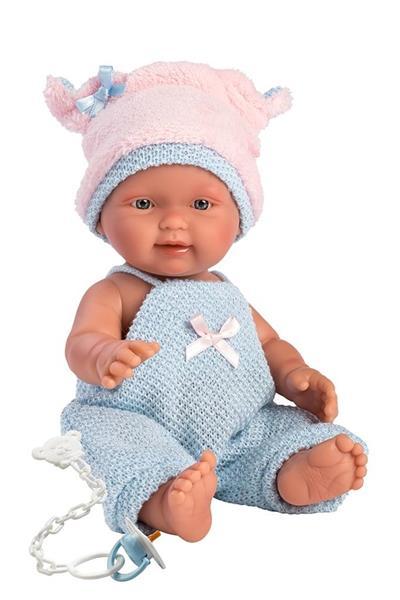Lalka 26275 bobas Bebito chłopiec świnka 26cm