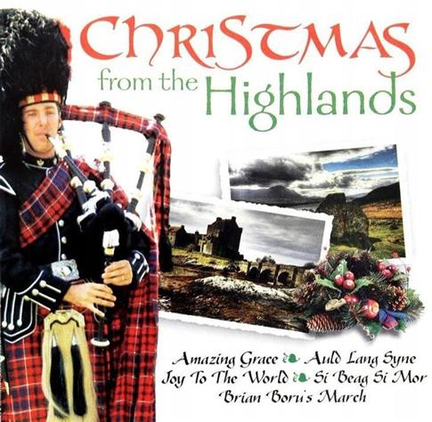 Christmas from the Highlands CD
