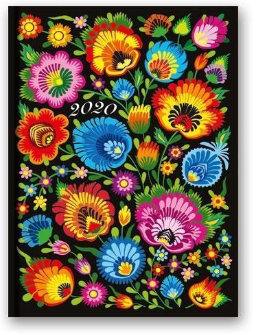 Kalendarz 2020 Dzienny A5 Soft Fokl 21DS-04