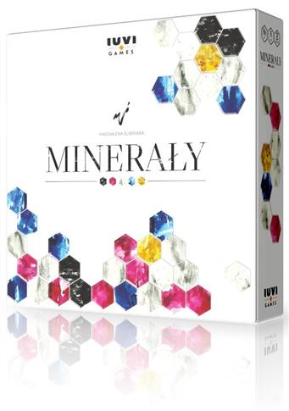 Minerały IUVI Games