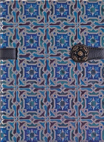 Notatnik ozdobny 0005-02 Azulejos de Portugal