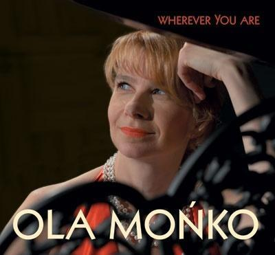 Ola Mońko - Wherever You Are CD