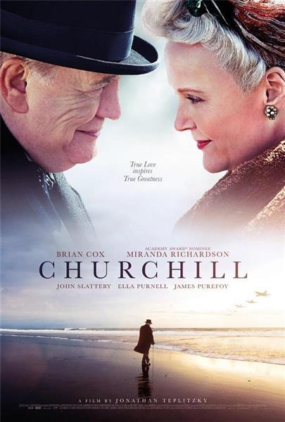Churchill (książka + DVD)