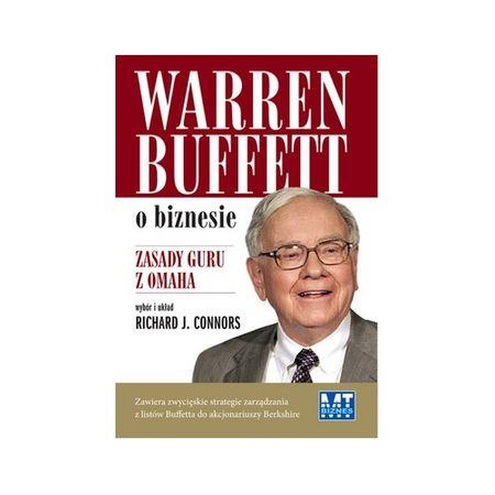 WARREN BUFFETT O BIZNESIE TW outlet