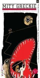 Mity greckie 8 Zęby smoka. Audiobook