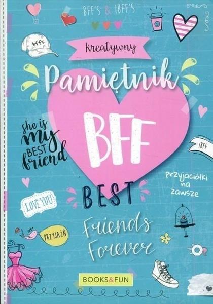 Kreatywny pamiętnik BFF-306479