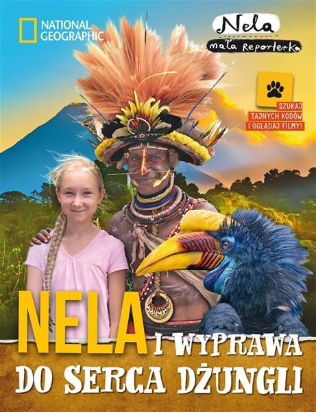Nela i wyprawa do serca dżungli-305385