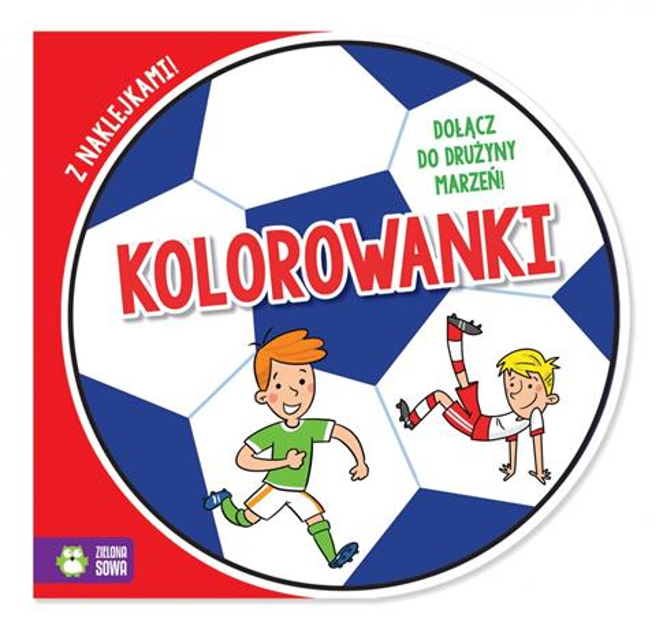 Piłkarskie kolorowanki - piłka cz.1-25860