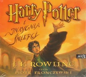 Harry Potter 7 Insygnia Śmierci - J.K. Rowling mp3-280682